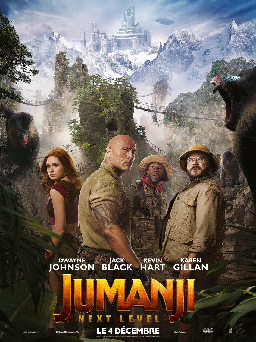 """Résultat de recherche d'images pour """"jumanji next level"""""""