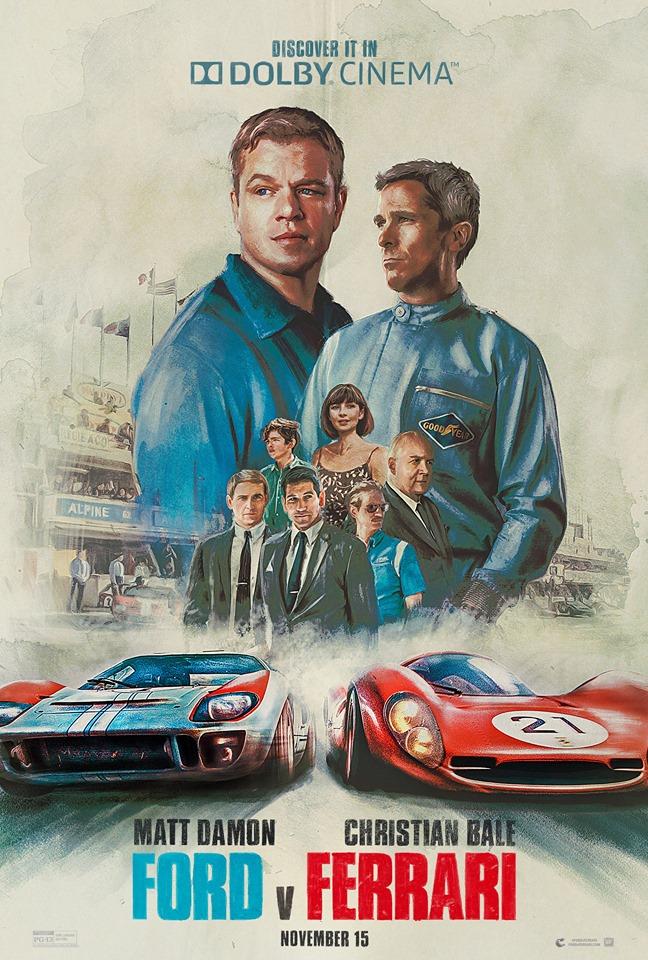 Le Mans 66 : affiches & photos du film   Cinéhorizons
