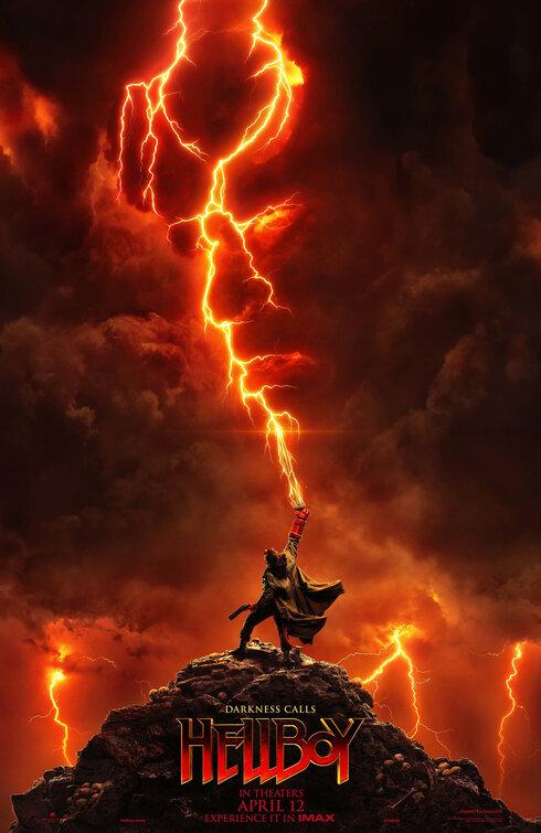 Hellboy Film 2021