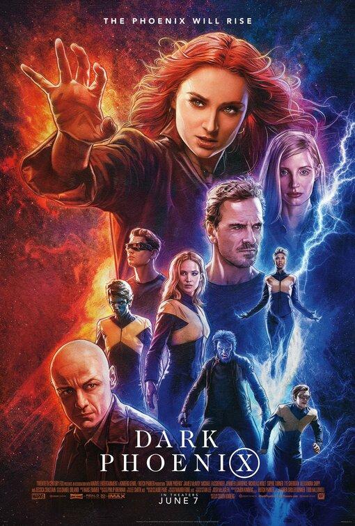 Dark Phoenix (2021)
