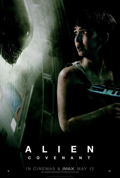 Alien Covenant (2021)