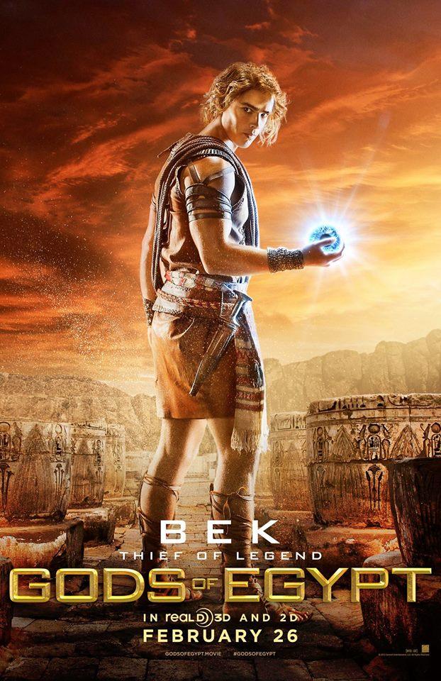 Gods Of Egypt 2021