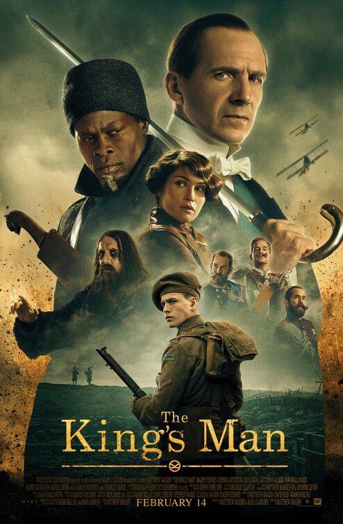 The King's Man : Premi...