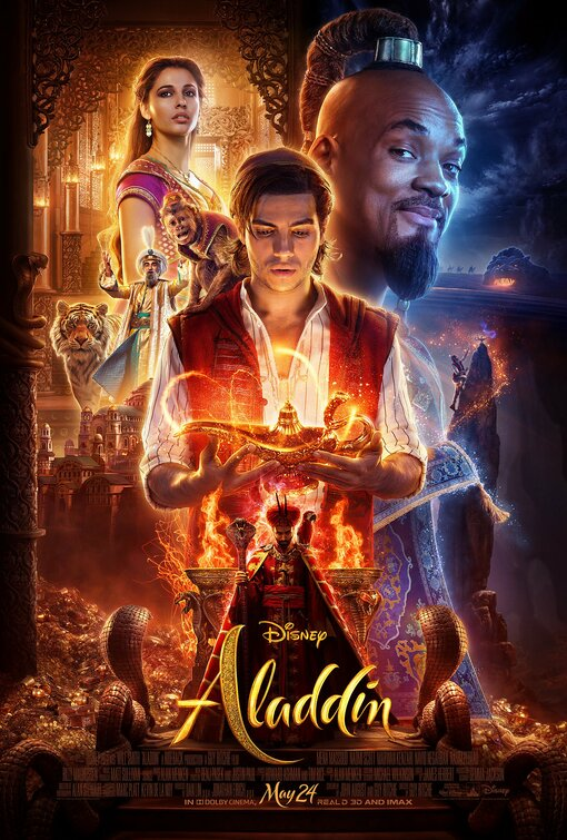 Aladdin (Guy Ritchie) ...