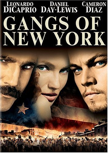 Gangs of New York affiche