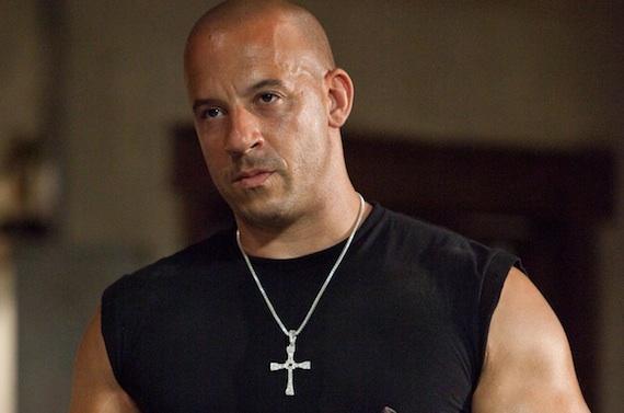 Vin Diesel Filmy