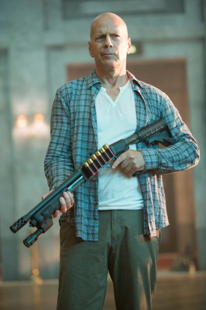 Die Hard : Belle journée pour mourrir