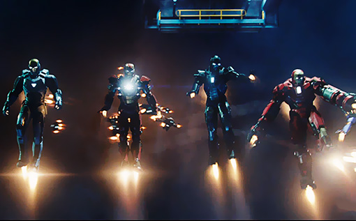 Iron Man 3 Photo - Marvel