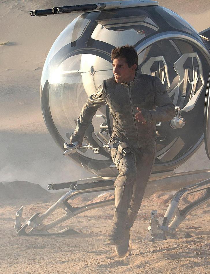 Oblivion - Tom Cruise