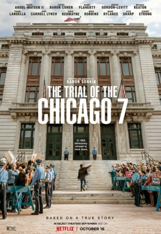 Les Sept de Chicago - Affiche