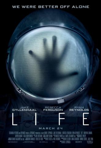 Life-Origine Inconnue - Affiche