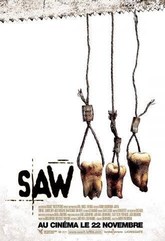 Saw III - Affiche