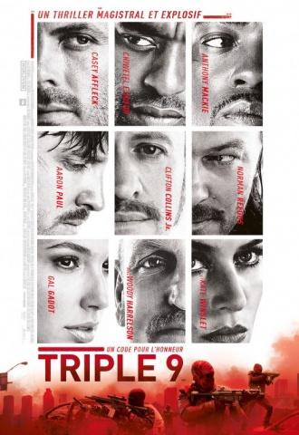 Triple 9 - Affiche
