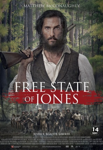 Free State of Jones - Affiche