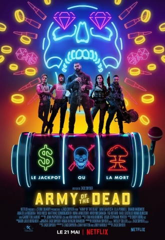 Army of the Dead - Affiche
