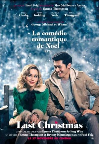 Last Christmas - Affiche