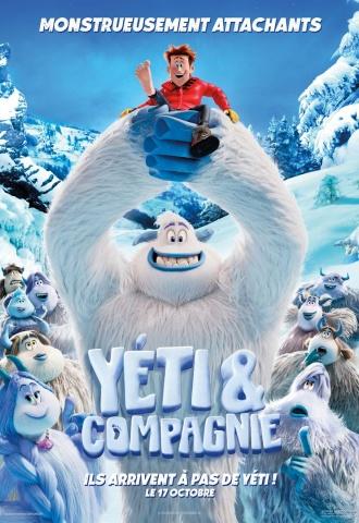 Yéti & Compagnie - Affiche