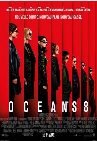 Ocean's 8 - Affiche