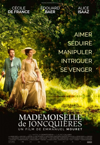 Mademoiselle de Joncquières - Affiche