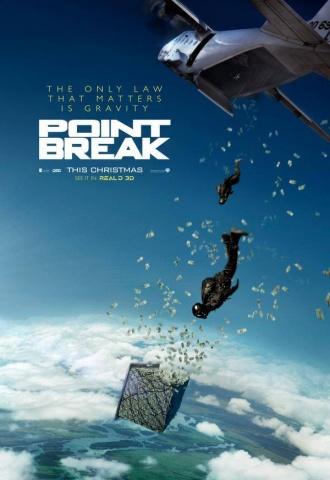 Point Break (remake) - Affiche