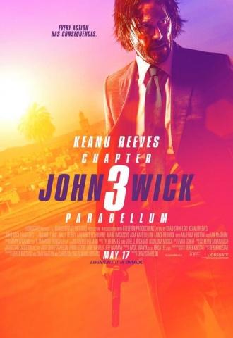 John Wick : Parabellum - Affiche