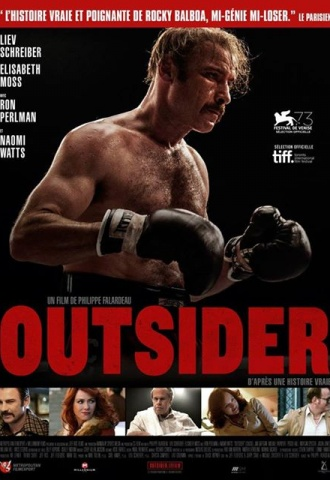 Outsider - Affiche