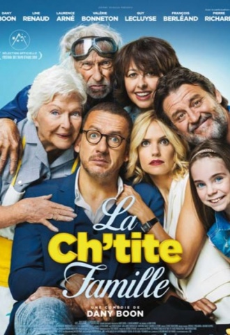 La Ch'tite famille - Affiche