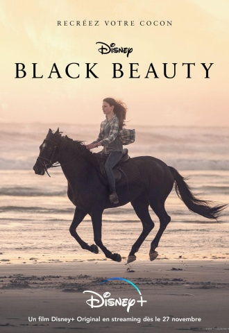 Black Beauty - Affiche