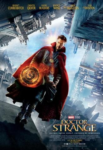 Doctor Strange - Affiche