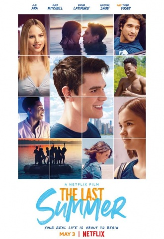 The Last Summer - Affiche