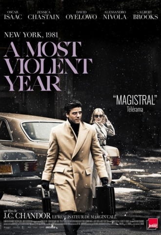 A Most Violent Year - Affiche