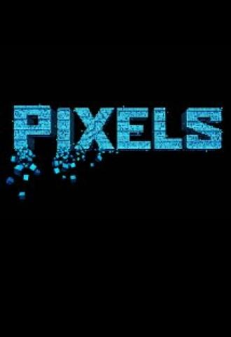 Pixels  - Affiche