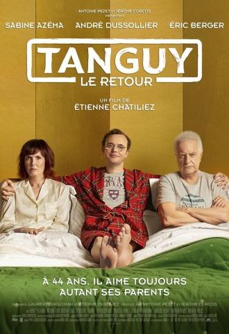 Tanguy, le retour - Affiche