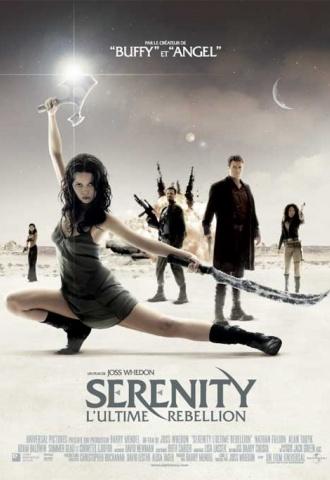Serenity : l'ultime rébellion  - Affiche