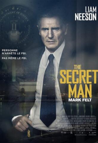 The Secret Man - Mark Felt - Affiche
