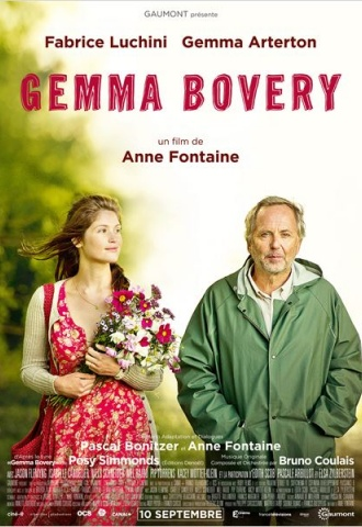 Gemma Bovery - Affiche