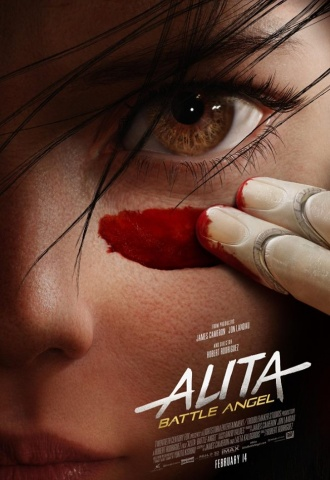 Alita : Battle Angel - Affiche