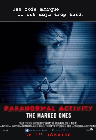 Paranormal Activity: The Marked Ones - Affiche