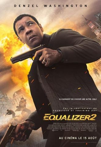 Equalizer 2 - Affiche