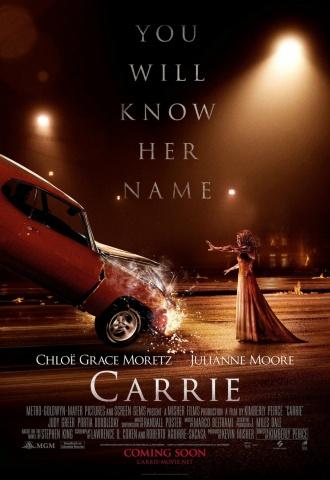 Carrie, La Vengeance - Affiche