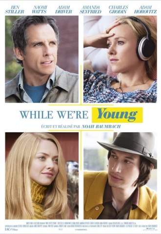 While We're Young - Affiche