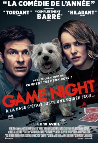 Game Night - Affiche