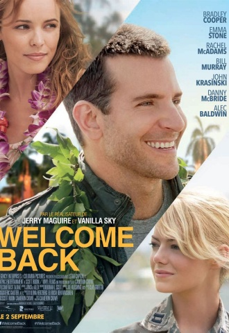Welcome Back - Affiche