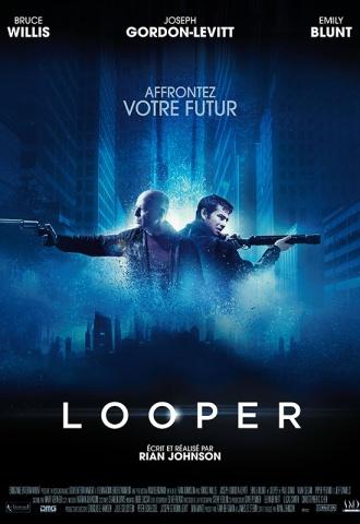 Looper - Affiche