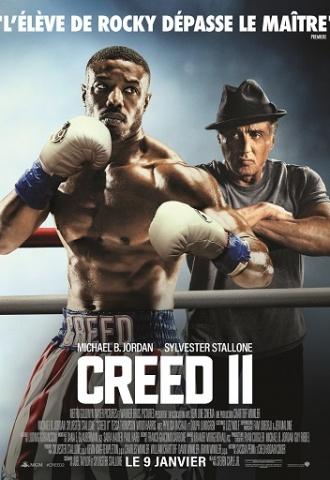 Creed II - Affiche