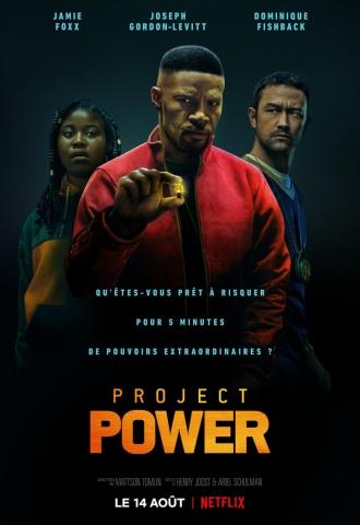 Project Power - Affiche