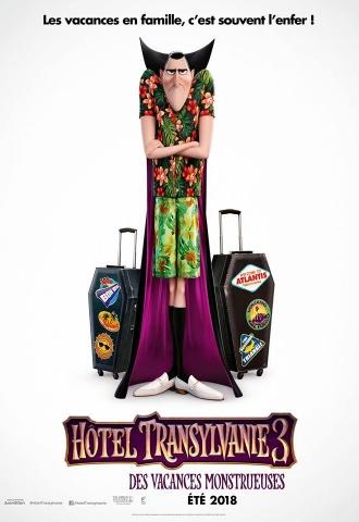 Hotel Transylvanie 3 : Des vacances monstrueuses - Affiche