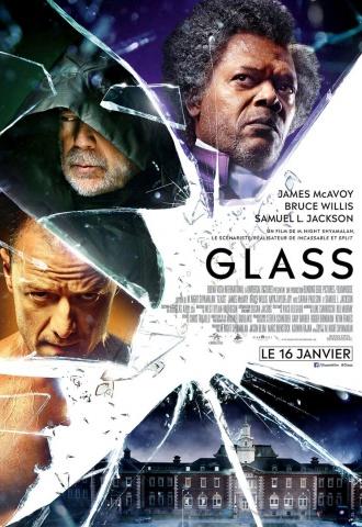 Glass - Affiche