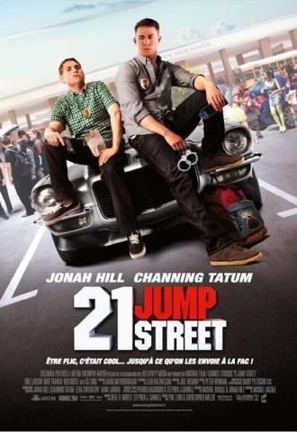 21 Jump Street - Affiche