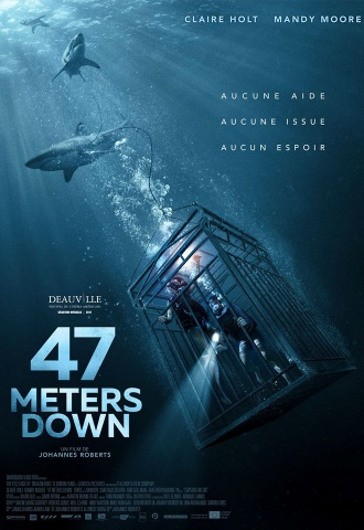 47 Meters Down - Affiche